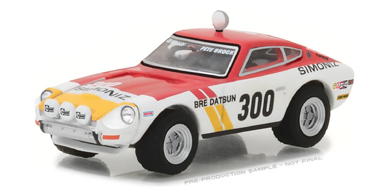 29880-C - Greenlight Diecast 1973 Datsun Baja Z 300 Brock Racing