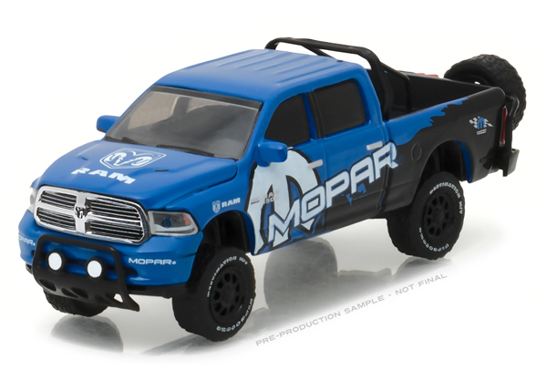 29887 - Greenlight Diecast 2017 Ram 1500 MOPAR Off Road Edition