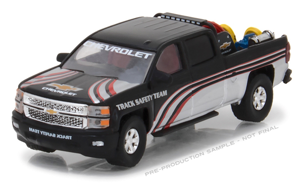 29896 - Greenlight Diecast 2015 Chevrolet Silverado
