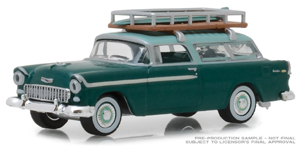 29930-B - Greenlight Diecast 1955 Chevrolet Nomad
