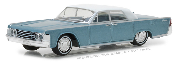 29932 - Greenlight Diecast 1965 Lincoln Continental Convertible Top Up
