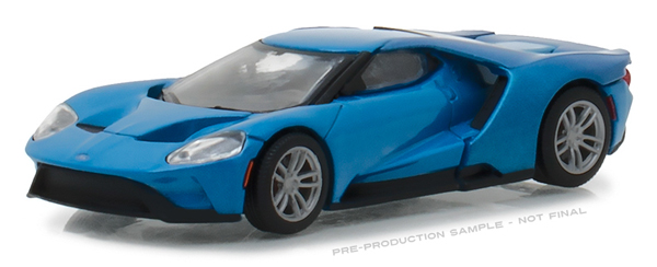 29933 - Greenlight Diecast 2017 Ford GT