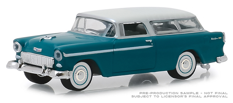 29950-A - Greenlight Diecast 1955 Chevrolet Nomad