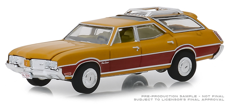 29950-C - Greenlight Diecast 1970 Oldsmobile Vista Cruiser