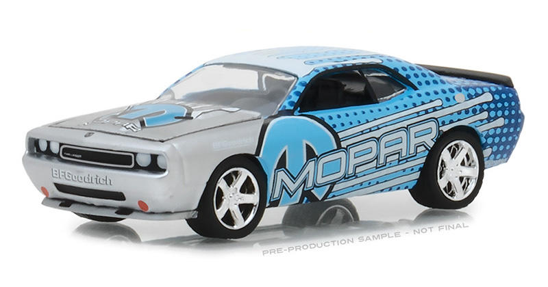 29962 - Greenlight Diecast 2009 Dodge Challenger MOPAR Edition Hobby Exclusive