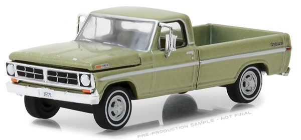 29968 - Greenlight Diecast 1971 Ford