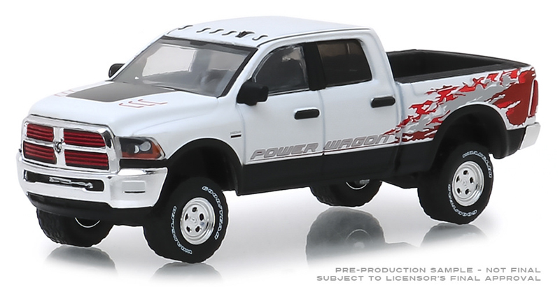 29982 - Greenlight Diecast 2016 RAM 2500 Power Wagon
