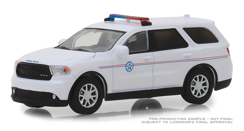 29993 - Greenlight Diecast USPIS 2018 Dodge Durango United States Postal
