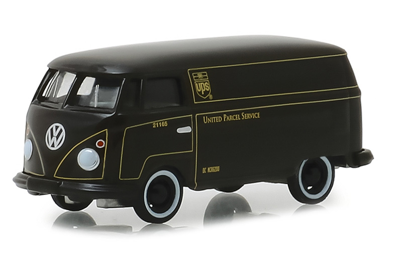 30020 - Greenlight Diecast UPS Volkswagen Type 2 Panel Van United