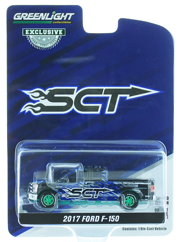 30091-SP - Greenlight Diecast SCT 2017 Ford