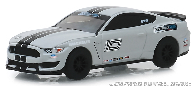 30108 - Greenlight Diecast Ford Performance Racing School 2016 Ford Mustang