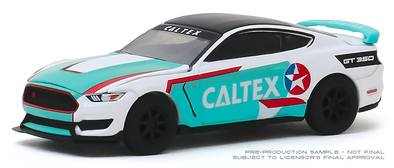 30133 - Greenlight Diecast Caltex Racing 2019 Ford Shelby GT350R