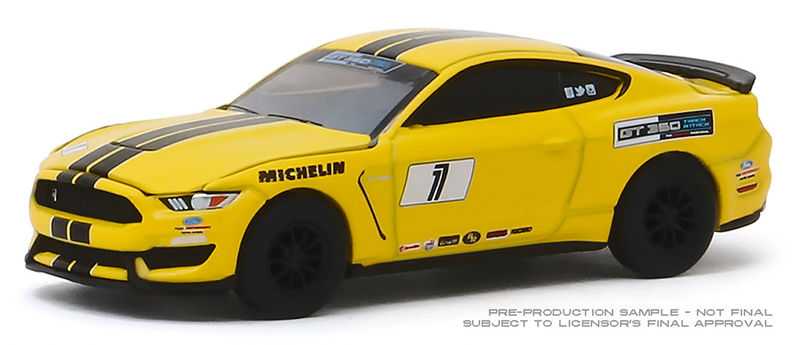 30134 - Greenlight Diecast Ford Performance Racing School 2016 Ford Mustang
