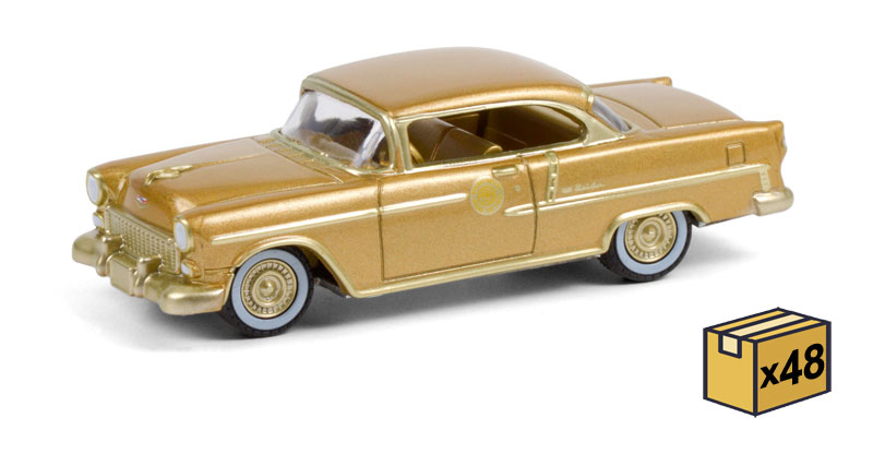 30231-MASTER - Greenlight Diecast The 50 Millionth General Motors Car Gold
