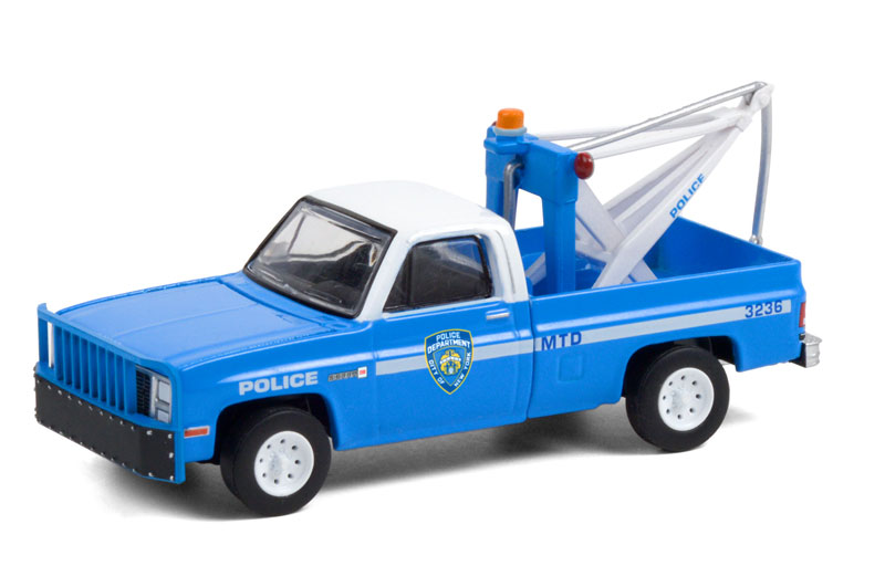 30236 - Greenlight Diecast New York City Police Dept NYPD 1987