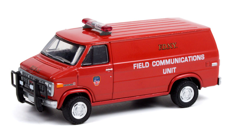 30277 - Greenlight Diecast FDNY The Official Fire Department City of