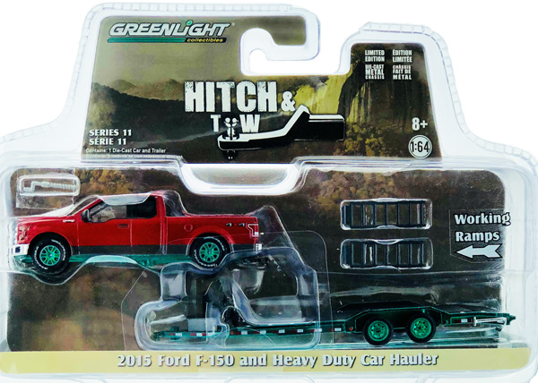 32110-C-SP - Greenlight 2015 Ford