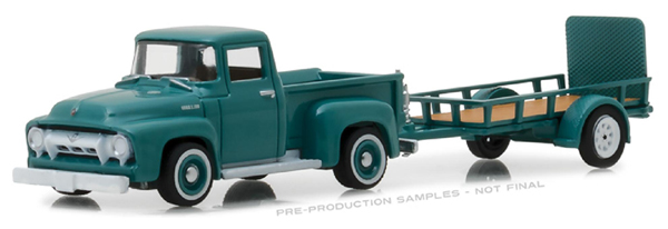 32130-A - Greenlight Diecast 1954 Ford