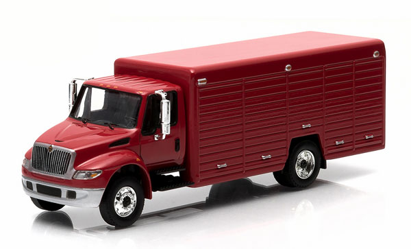 33010A - Greenlight 2013 International Durastar 4400 Beverage Truck