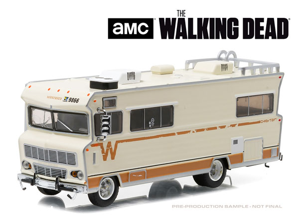 33070-A - Greenlight Diecast Dales 1973 Winnebago Chieftain RV