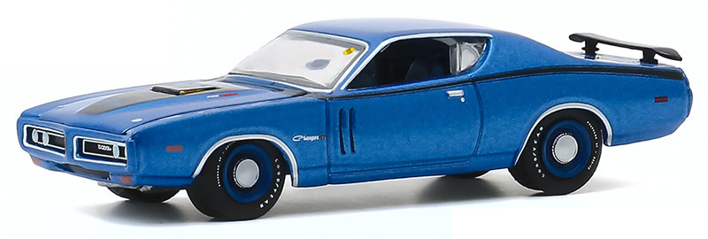37210-D - Greenlight Diecast 1971 Dodge Charger R_T Dallas 2019 Lot