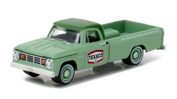 41010-C - Greenlight Diecast Texaco 1967 Dodge