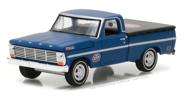 41020-C - Greenlight Diecast STP 1969 Ford