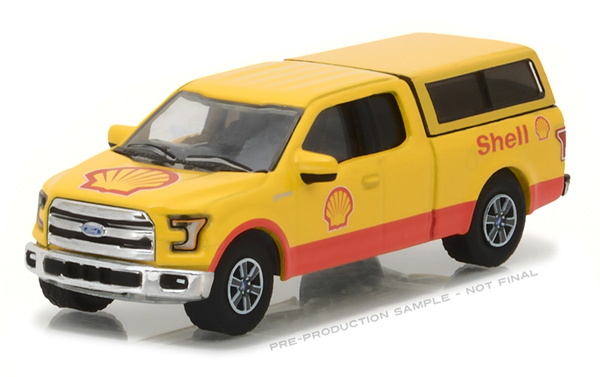 41030-E - Greenlight Diecast Shell Oil 2016 Ford