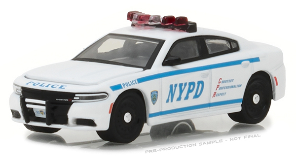 42821 - Greenlight Diecast NYPD 2017 Dodge Charger
