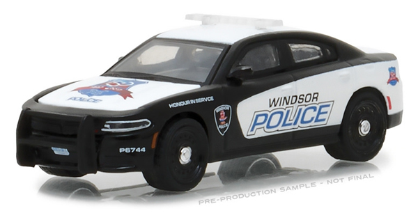 42830-F - Greenlight Diecast Windsor Ontario Canada 150th Anniversary 2017 Dodge
