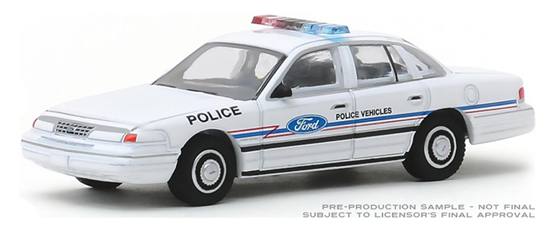 42900-C - Greenlight Diecast 1993 Ford Crown Victoria Interceptor Ford Police