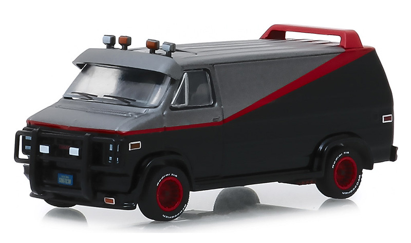 44790-B - Greenlight Diecast 1983 GMC Vandura