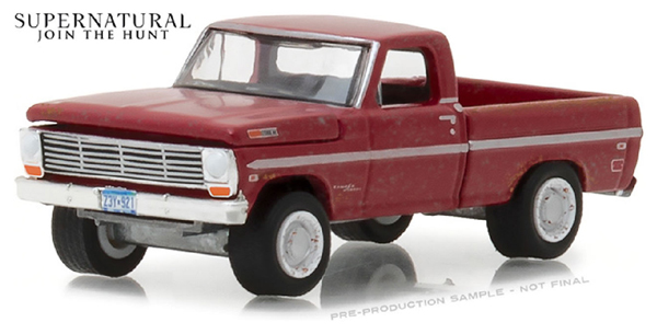 44800-F - Greenlight Diecast 1969 Ford