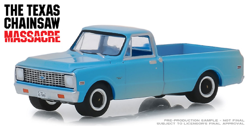 44820-B - Greenlight Diecast 1971 Chevrolet C 10