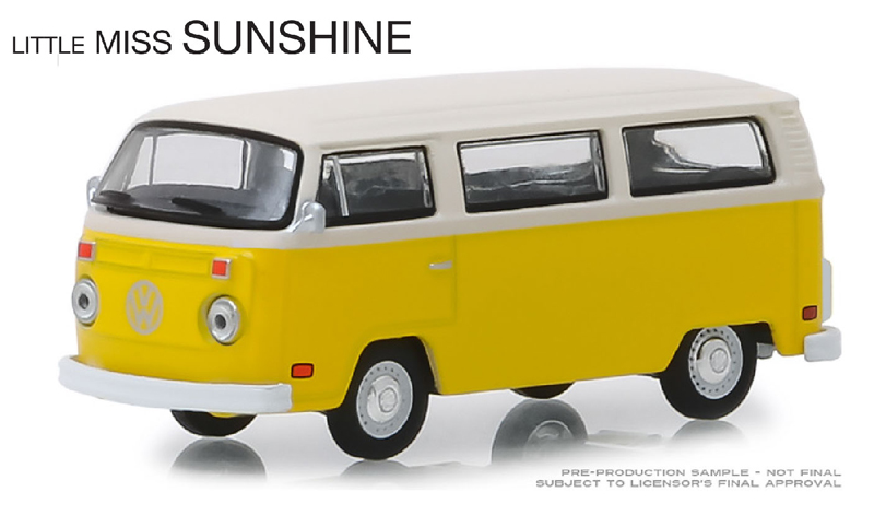 44820-C - Greenlight Diecast 1978 Volkswagen Type 2 Bus Little Miss