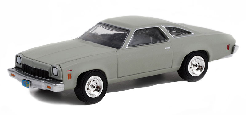 44930-C - Greenlight Diecast 1973 Chevrolet Chevelle Malibu Drive 2011 Hollywood