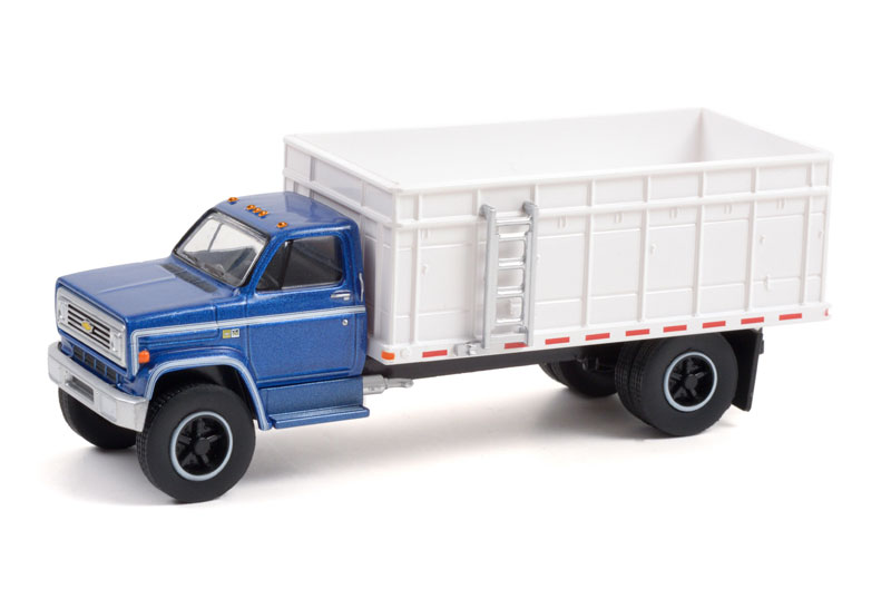 45130-A - Greenlight Diecast 1980 Chevrolet C 70 Grain Truck
