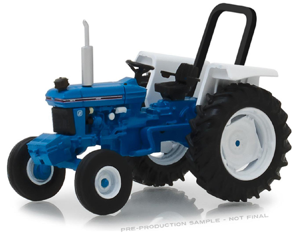 48010-C - Greenlight Diecast 1982 Ford 5610 Tractor