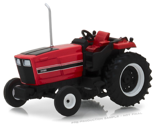 48010-E - Greenlight Diecast 1981 International Harvester 3488 Tractor