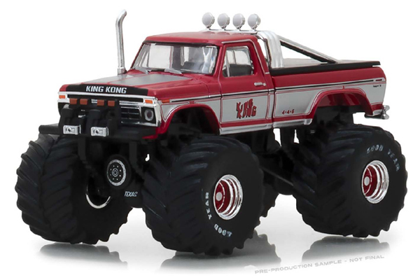 49010-C - Greenlight Diecast King Kong 1975 Ford