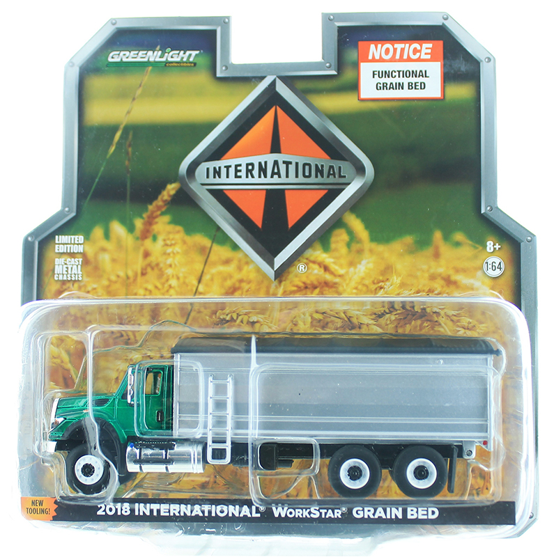 51290-A-SP - Greenlight Diecast International Workstar