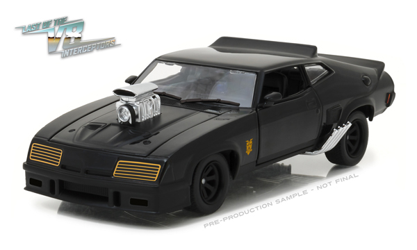 84051 - Greenlight Diecast 1973 Ford Falcon XB Last of