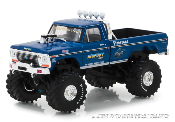 86097 - Greenlight Diecast Bigfoot 1