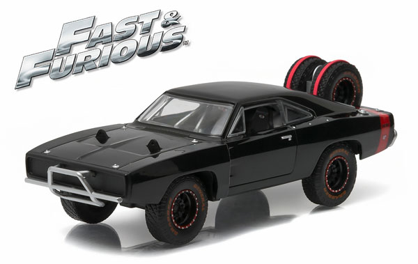 86232 - Greenlight Diecast 1970 Dodge Charger R_T Off Road Version