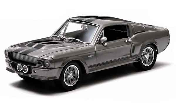 86411 - Greenlight Diecast Eleanor 1967 Custom Ford Mustang Gone