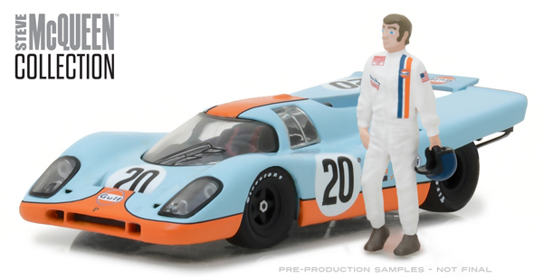 86435 - Greenlight Diecast Gulf Oil 1970 Porsche 917K