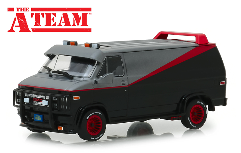 86515 - Greenlight Diecast 1983 GMC Vandura