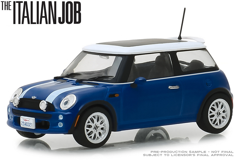 86546 - Greenlight Diecast 2003 Mini Cooper