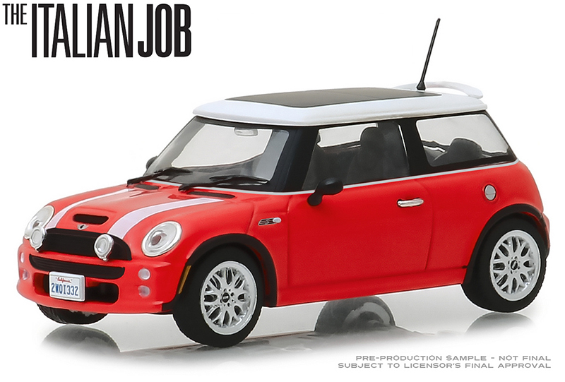 86547 - Greenlight Diecast 2003 Mini Cooper
