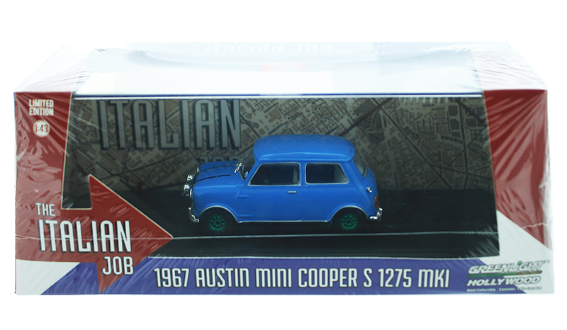 86551-SP - Greenlight Diecast 1967 Austin Mini Cooper